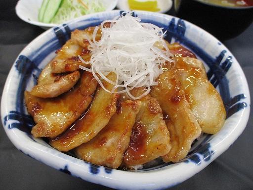 第1位「大雪さんろく笹豚丼並盛生野菜付き」のイメージ画像