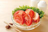 トマトたっぷりサラダのイメージ画像