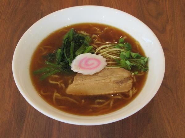 第3位「煮干しラーメン」のイメージ画像