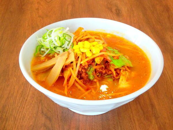 第3位「野菜味噌ラーメン」のイメージ画像