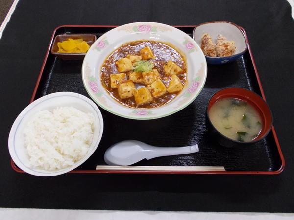第3位「麻婆豆腐定食」のイメージ画像