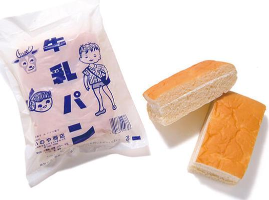 牛乳パンのイメージ画像