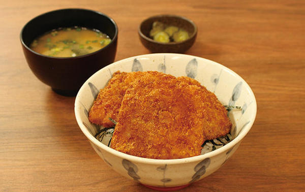第2位「タレカツ丼」のイメージ画像