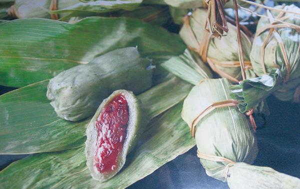 第1位「御母屋の笹だんご」10個入りのイメージ画像