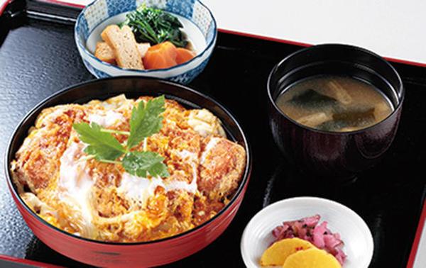 第2位「四元豚のかつ丼膳」のイメージ画像