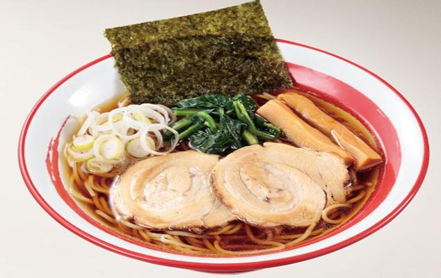 第1位「生姜醤油ラーメン」のイメージ画像