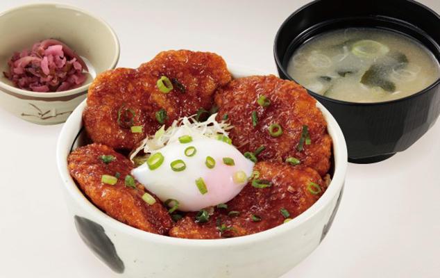 第2位「新潟タレカツ丼」のイメージ画像