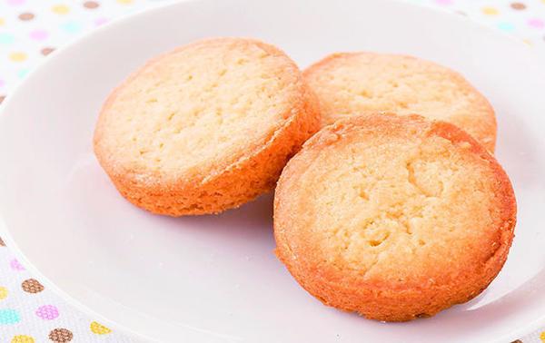 第1位「安田牛乳塩チーズガレット」のイメージ画像