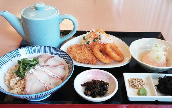 鯛めし鯛茶御膳のイメージ画像
