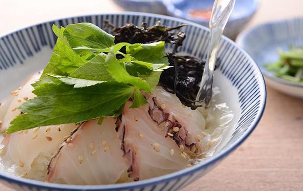 第1位「米山風鯛茶漬け」のイメージ画像