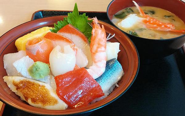 第2位「福浦八景丼(梅)」のイメージ画像
