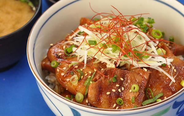 第2位「豚丼」のイメージ画像