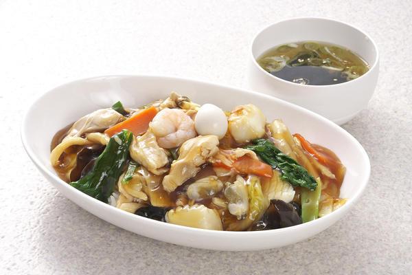 第2位「中華丼」のイメージ画像