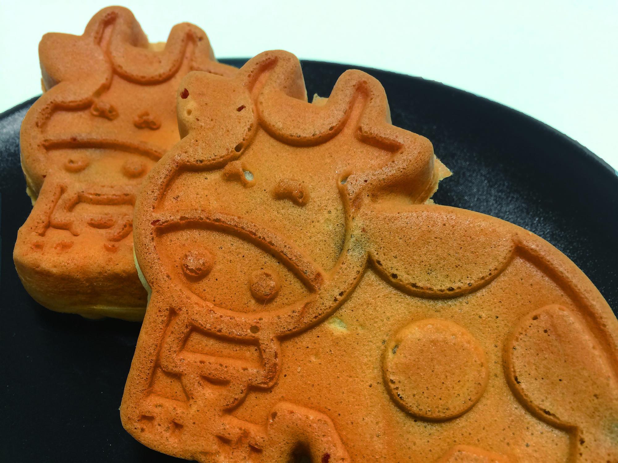 第3位「ゆめこちゃん焼チーズ&あんこ」のイメージ画像