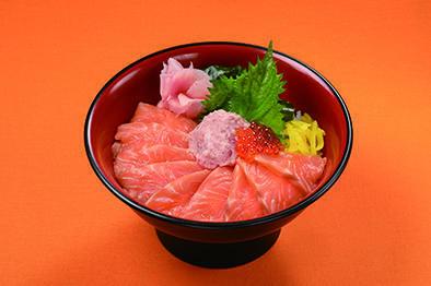 第3位「サーモン・ネギトロ・イクラ丼」のイメージ画像