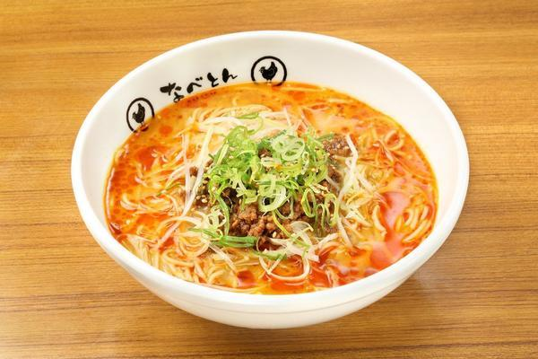 第1位「赤辛担々麺」のイメージ画像