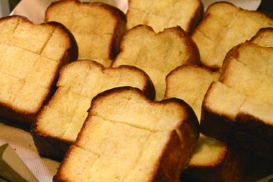 第1位「はちみつシュガートースト」のイメージ画像