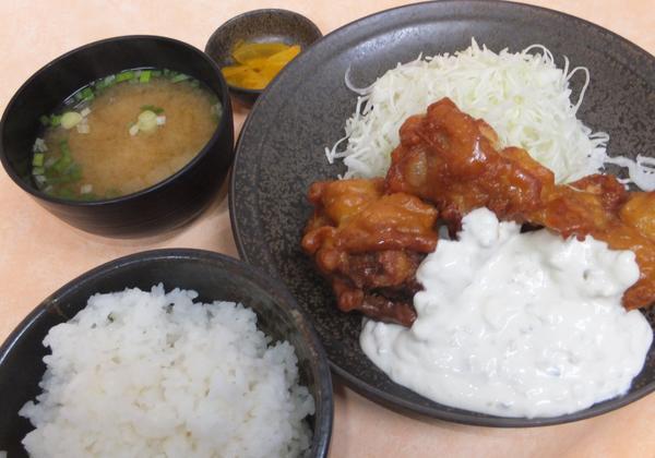 第3位「チキン南蛮定食」のイメージ画像