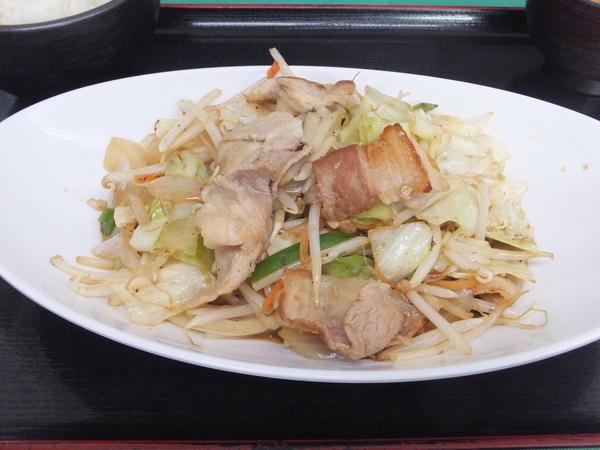 第1位「野菜炒め定食」のイメージ画像