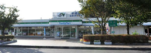 千代田PA(下)