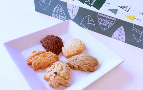 第3位「ツリークッキー」のイメージ画像