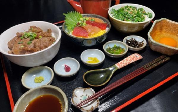 第2位「茨城を食べつくそう 栄光の丼」のイメージ画像