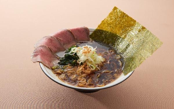 第2位「友部黒醤油納豆ラーメン」のイメージ画像