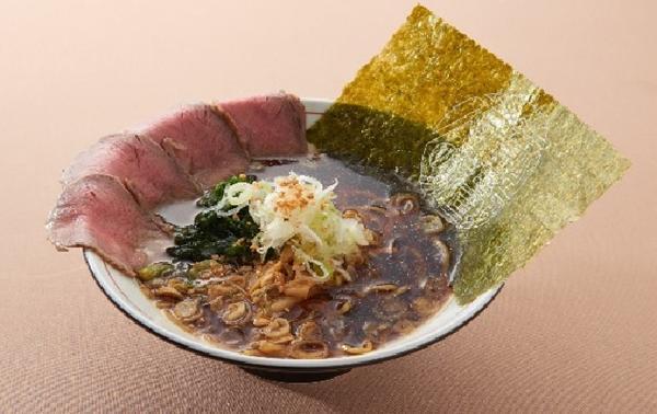 第3位「友部黒醤油納豆ラーメン」のイメージ画像