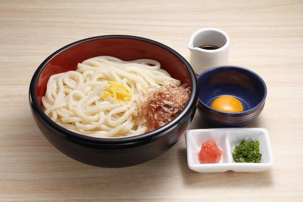 第3位「うさぎやうどん二倍麺」のイメージ画像