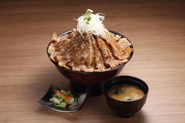 第3位「とん丼 筑波山」のイメージ画像