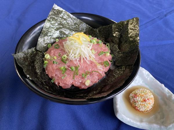 鮪たたき丼のイメージ画像