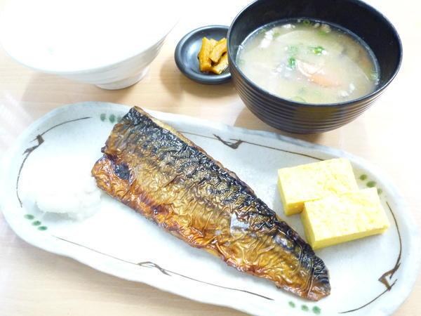 焼き魚定食のイメージ画像