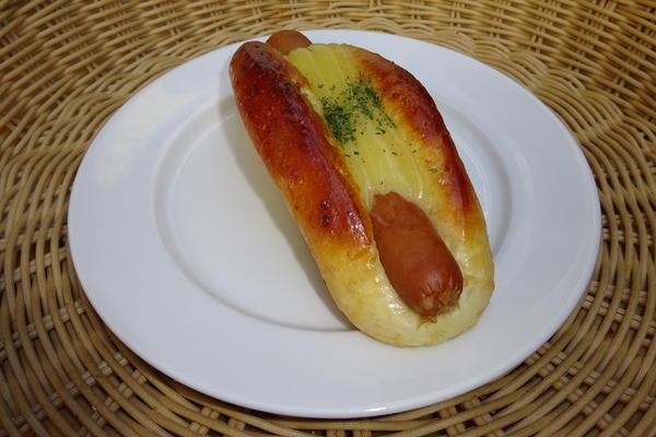 第2位「濃厚チーズドック」のイメージ画像