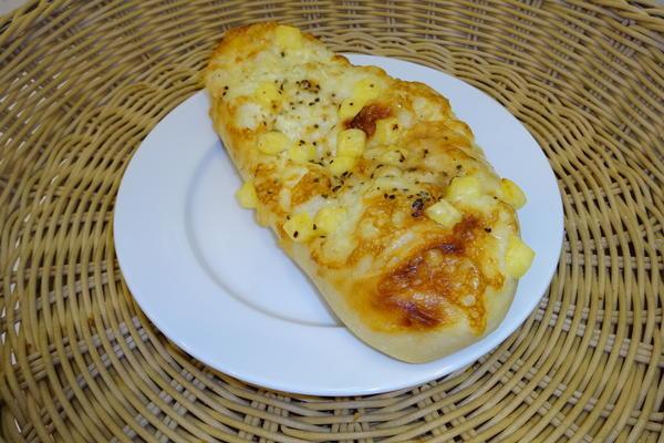 塩だれチーズのもっちもちピザのイメージ画像