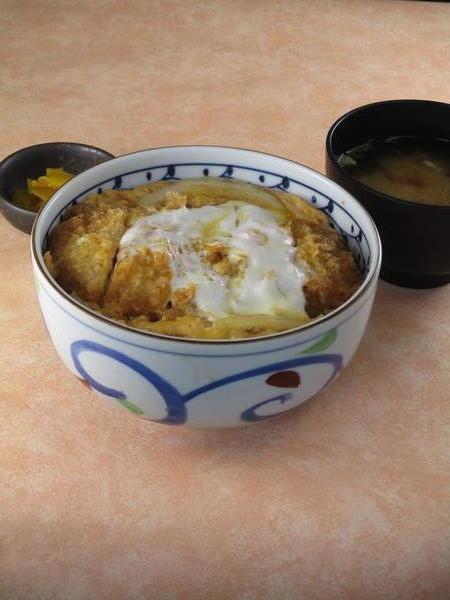 第1位「カツ丼」のイメージ画像