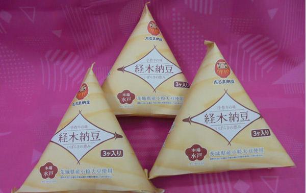 第3位「経木納豆」のイメージ画像