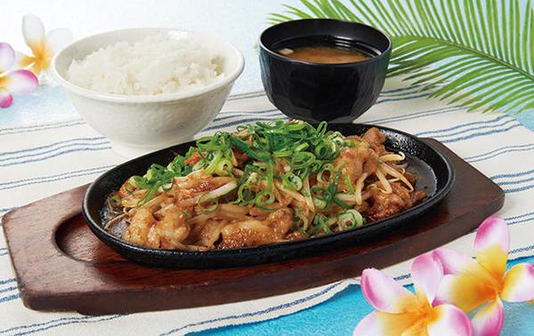 第3位「白もつ野菜炒め定食」のイメージ画像