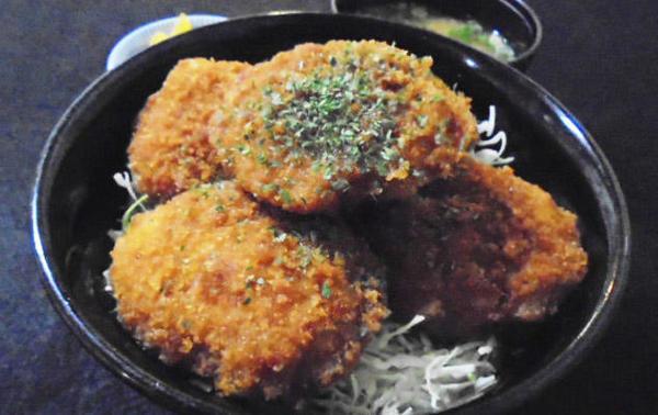 第2位「つくば鶏チキンカツ丼」のイメージ画像