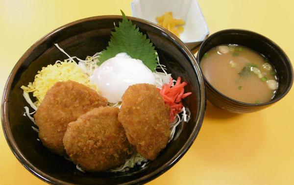 第3位「ローズポークヒレカツ丼」のイメージ画像