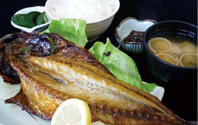 第3位「焼魚定食」のイメージ画像