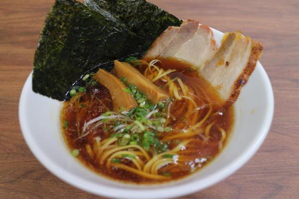 第1位「稲庭醤油ラーメン」のイメージ画像