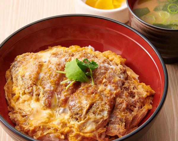 白金豚カツ丼(味噌汁)のイメージ画像