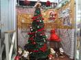 クリスマス風除室.JPG