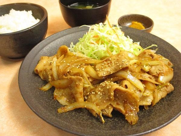 第1位「生姜焼定食(大盛)」のイメージ画像