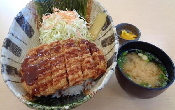 第2位「ソースカツ丼」のイメージ画像