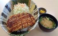 ソースカツ丼のイメージ画像