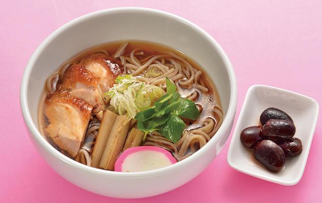 第3位「会津そば」のイメージ画像