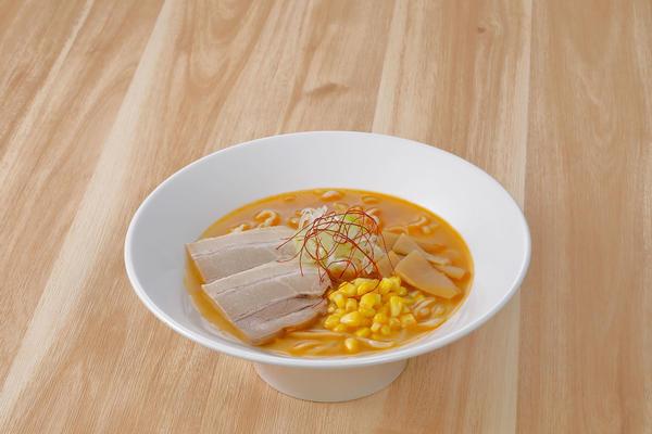 第3位「牛乳屋食堂ミルク味噌ラーメン」のイメージ画像