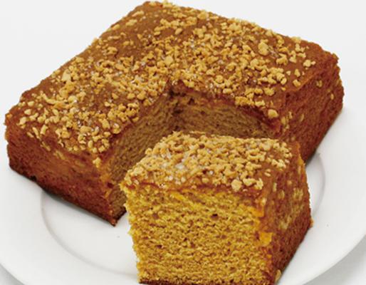 第1位「安田牛乳塩キャラメルケーキ」のイメージ画像
