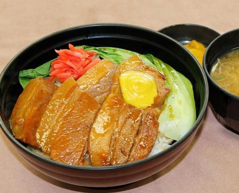 第3位「豚角煮丼」のイメージ画像